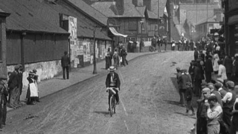 Turn Out of the Winsford Fire Brigade (1901)