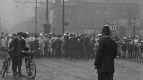 Manchester to Blackpool Road Race (1903)