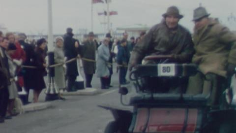 Veteran Car Rally, Brighton c1962