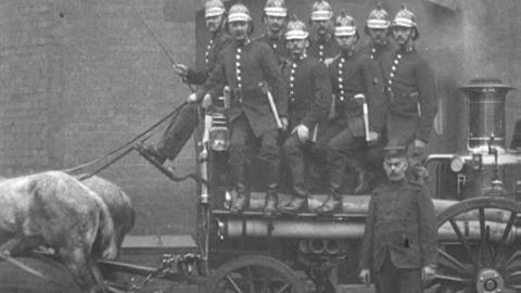 Turn Out of the Wigan Fire Brigade (1902)