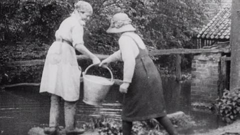 Women Farm Workers