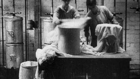 Manufacture of Stilton Cheese