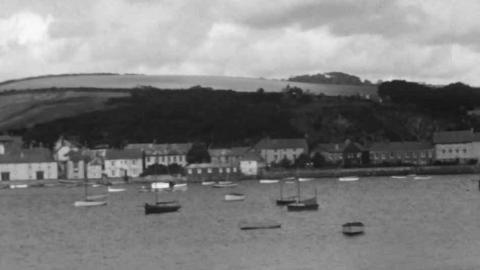 Cornwall Trip 1935 - Part 1