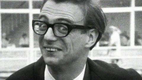 Roy Hudd in Torquay