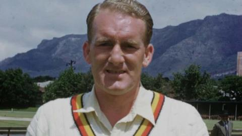 Johnny Wardle Home Movies - England Cricket Tour of South Africa 1956-57