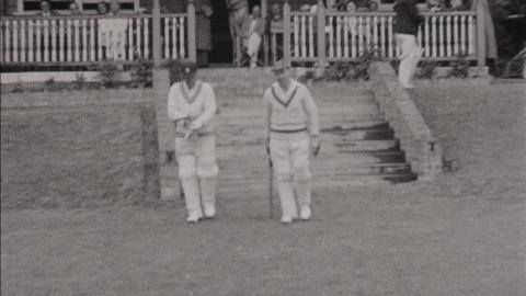 Cricket at St. Davids