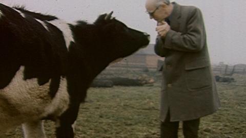 Frank Liptrot Who Talks To The Animals