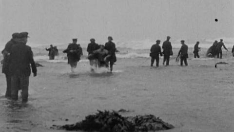 'Rohilla' Wrecked off Whitby