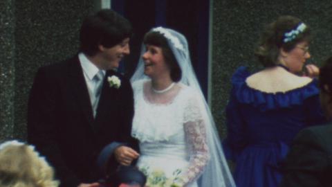 Rol's Wedding - Capel Ebeneser, Y Ffor