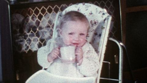 Michelle 1st Birthday 1967