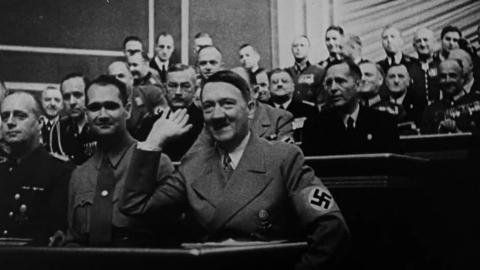 Peace by Adolf Hitler
