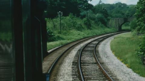 Swansea, Victoria - Pontardulais Railway, 1964 (June)