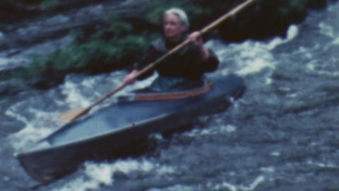 Welsh Water - River Teifi Whitsun 1954