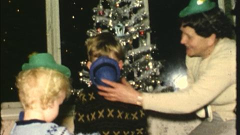 Christmas at Marlene's 1965