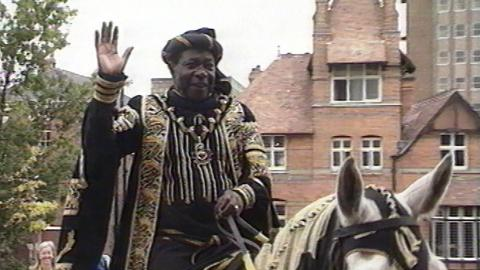 Black Sheriff of Nottingham