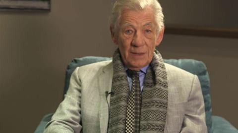 Sir Ian McKellen introduces All Night Long