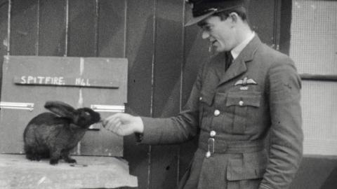 Pre War and Wartime scenes in Chichester