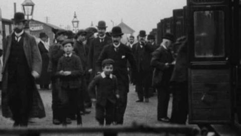 Wexford Railway Station (1902)