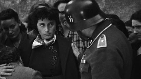 Image result for rome open city film