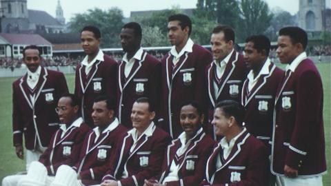 Worcester CC v West Indies at Worcester