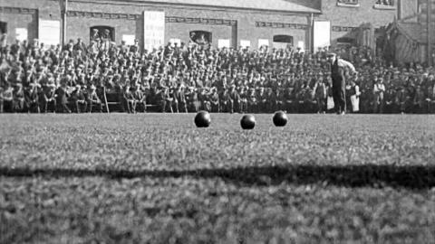 Bowls at Blackpool