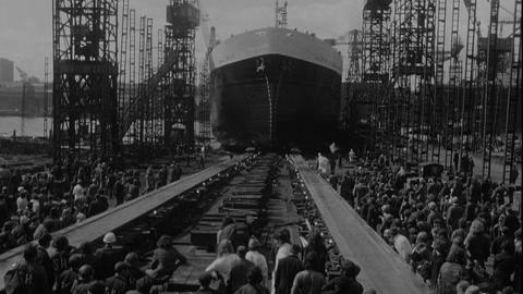 Launch of M.S. Joseph R. Smallwood 11th July 1972