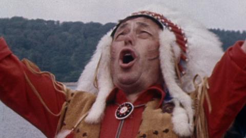 Iroquois Rain Dance