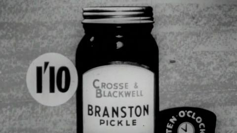 Branston Pickle: Advertising Agency