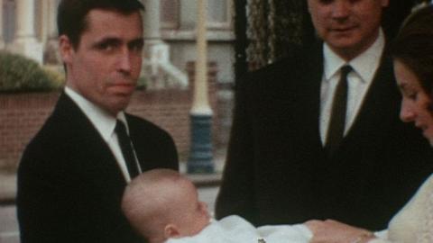 Christening 1966