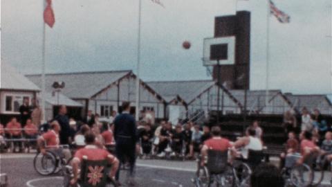 My Stoke Mandeville Story - June 1960 - April 1961