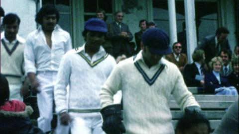 Interlink Cricket Club and Indian Cricket Club 1978 Bradford