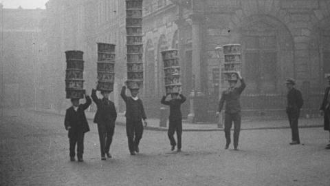 Covent Garden Porters