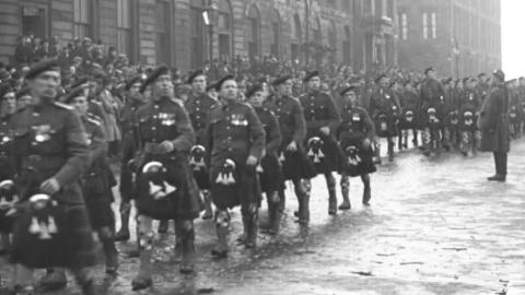 Glasgow Territorials