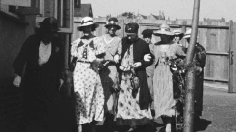 Shoreham, Brighton and Hove Crusaders 1935-36