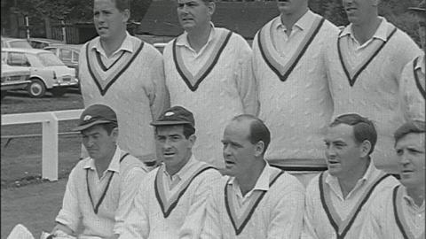 Yorkshire are 1968 County Cricket Champions