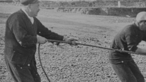 The Work of the Rhyl Fishing Fleet