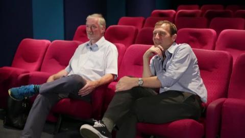 Mike Atherton on BFI's Cricket on Film
