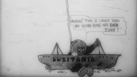 Studdy's War Cartoons