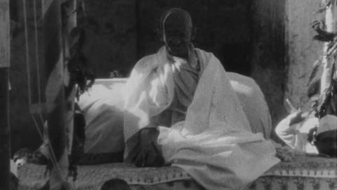 Gandhi Scenes