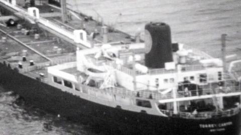 SS Torrey Canyon Disaster