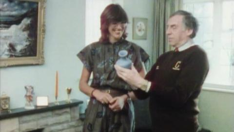 At Home with Larry Grayson