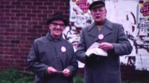 Chesterfield May Day 1978