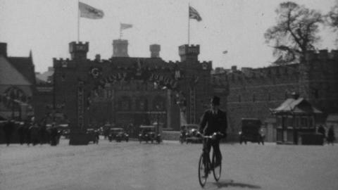 Royal Silver Jubilee 1935 - Cardiff