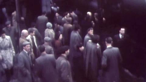Camwell Personal Film No. 53: Last Passenger Train Blaenau Ffestiniog - Bala