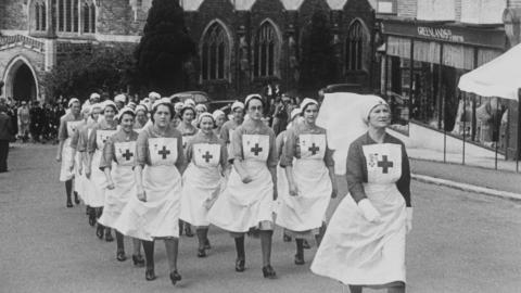 Armistice Day - Llandrindod Wells