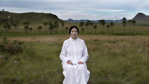 The Space in Between – Marina Abramović and Brazil
