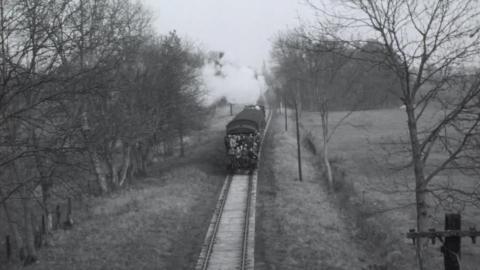 Camwell Personal Film no. 129: Shropshire and Montgomeryshire Railway