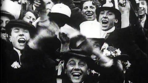 Cup Final 1921 Greatest Event in Football History