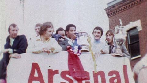 Arsenal May 1971