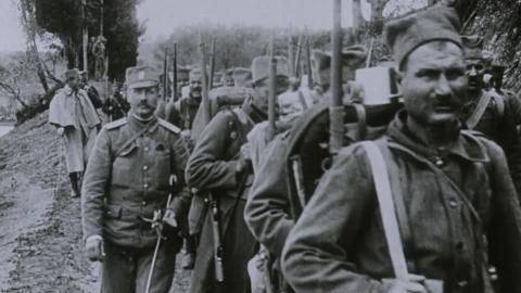 History of the War: The Birth Place of the Great War